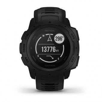 Часы Garmin INSTINCT Tactical черный